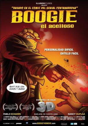 Image result for Boogie El Aceitoso [2009]