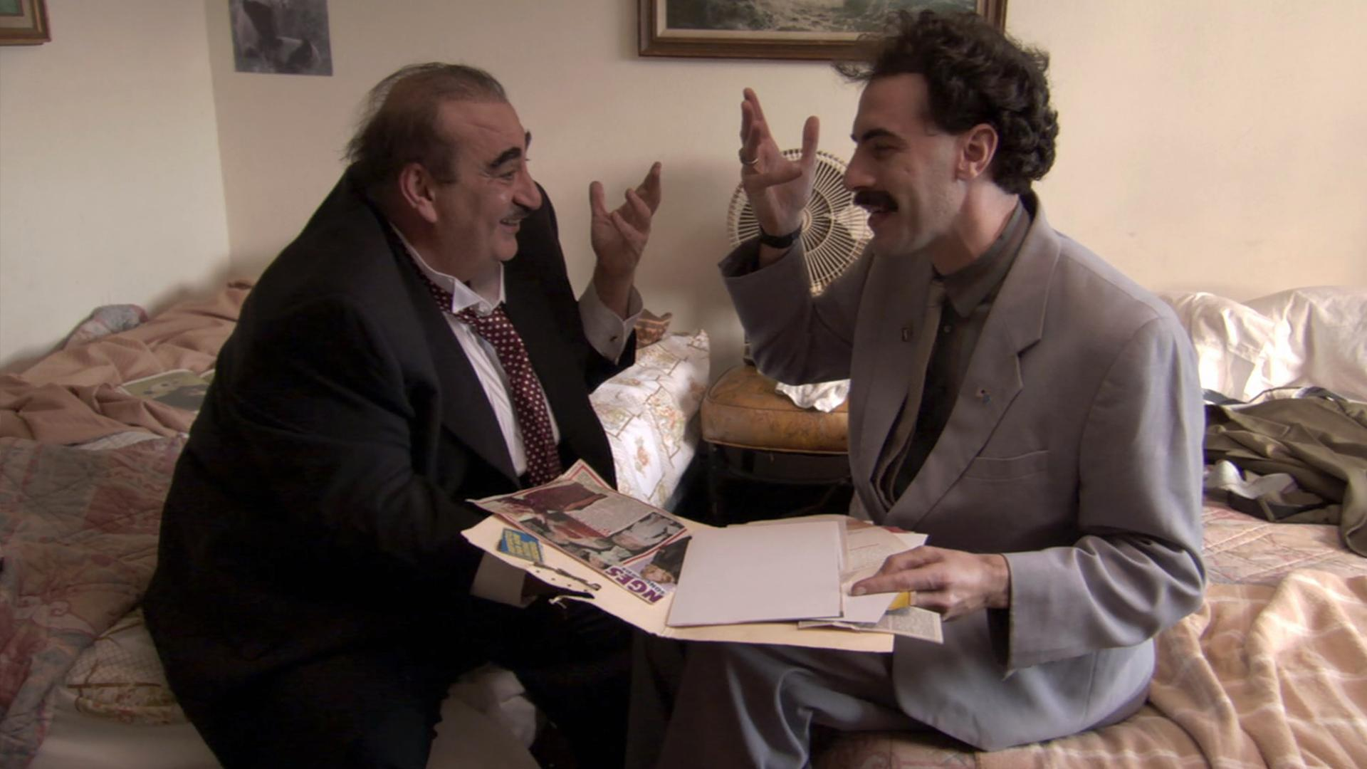 Borat Cultural Learnings Of America For Make Benefit Glorious Nation Of Kazakhstan 2006 Filmaffinity