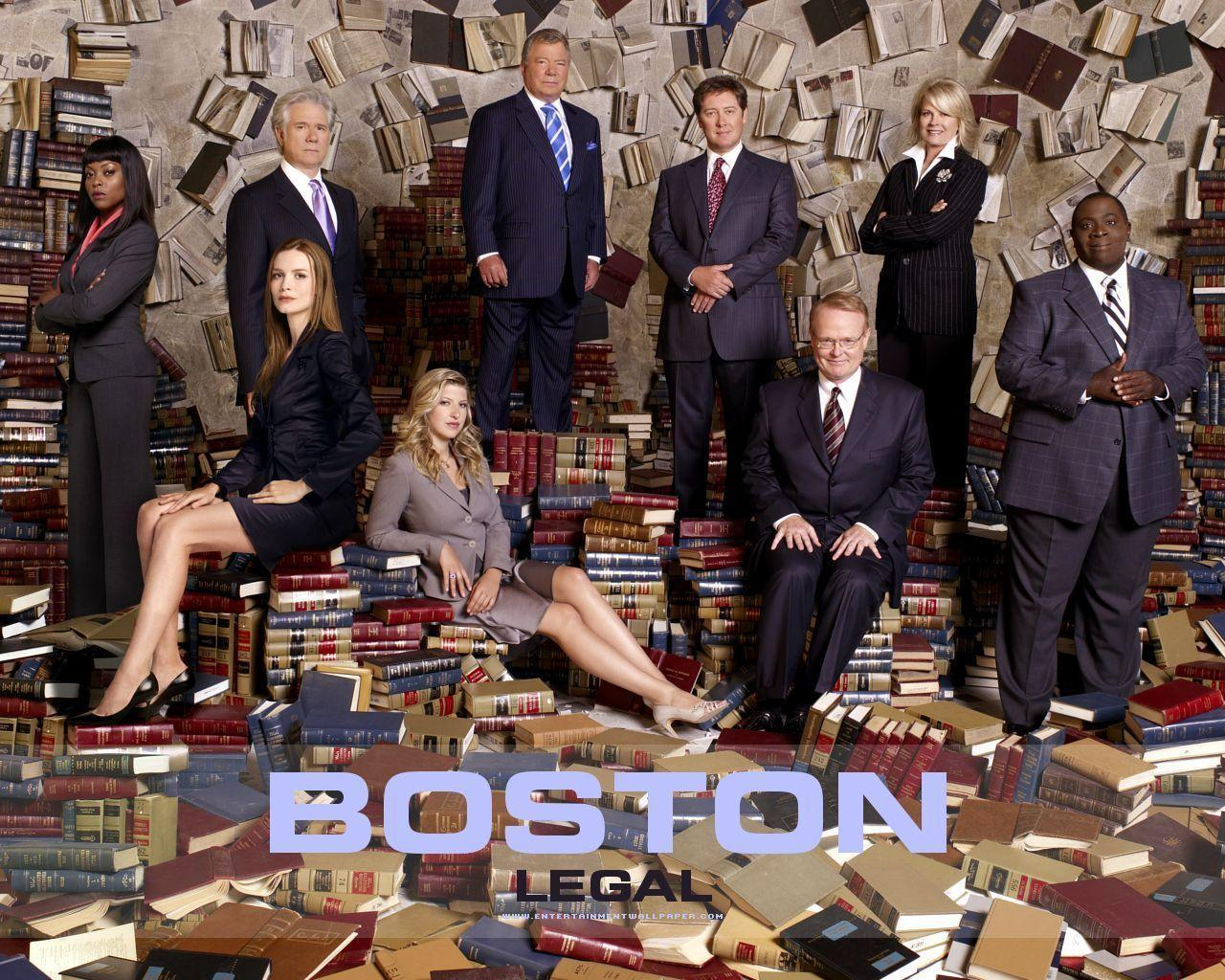 Image gallery for Boston Legal (TV Series) - FilmAffinity