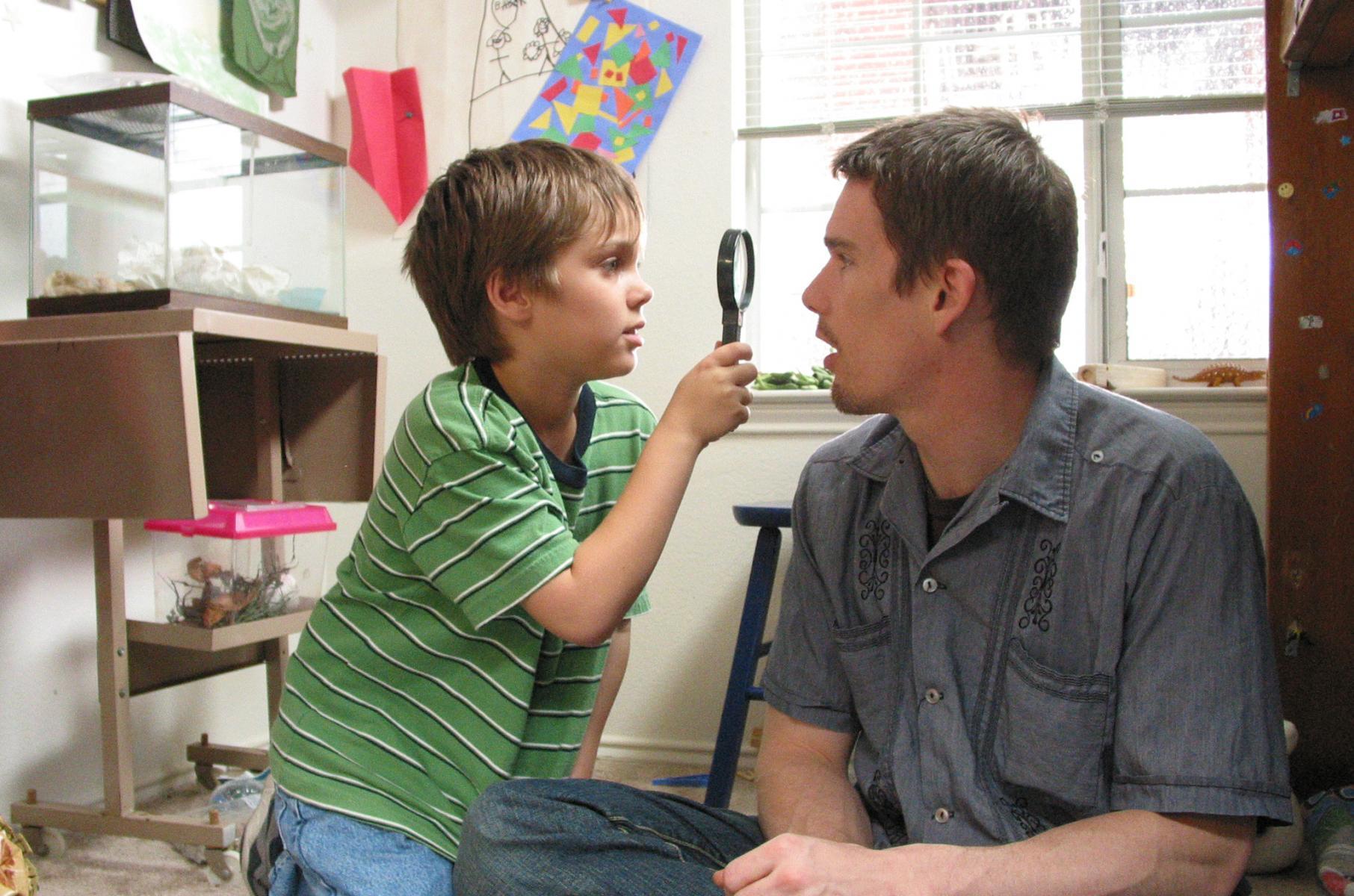 Boyhood. Mejores películas coming-of-age