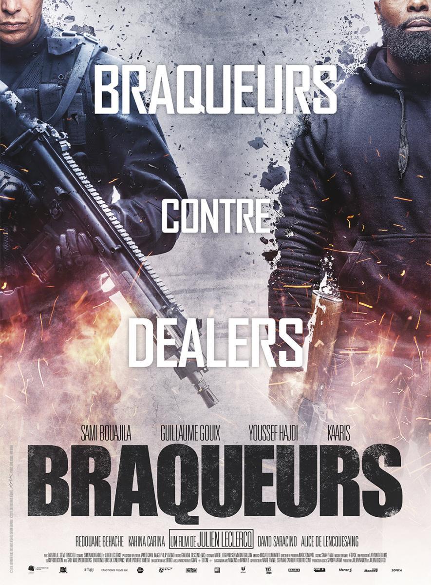 Braqueurs 2015 Filmaffinity