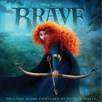 Brave (Indomable)  - Caratula B.S.O