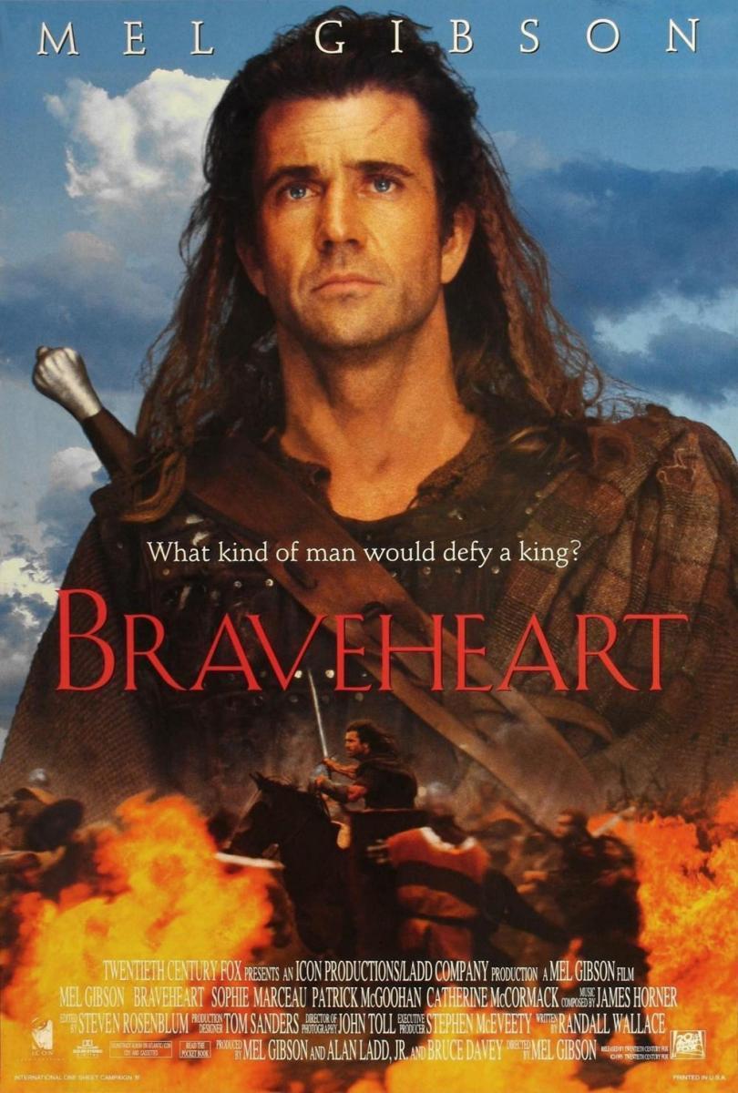 Braveheart 1995 Filmaffinity