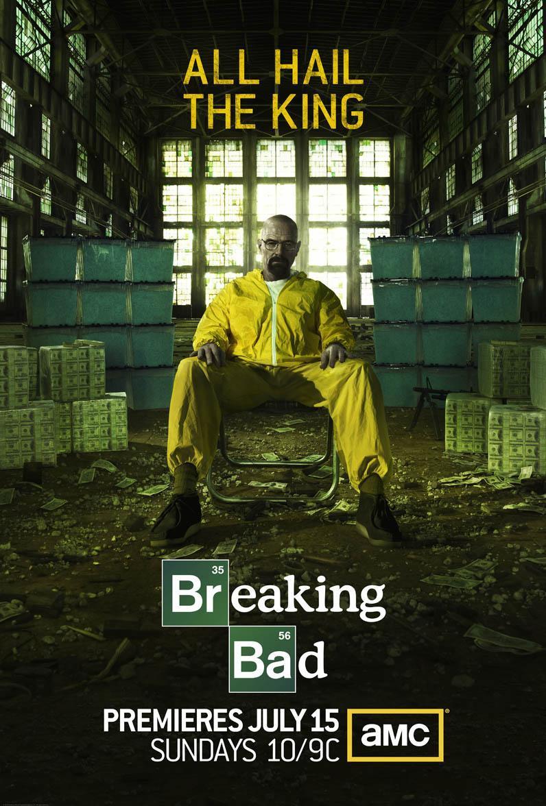 Breaking Bad Temporada 3 (2010) HD 1080p Latino – Ingles