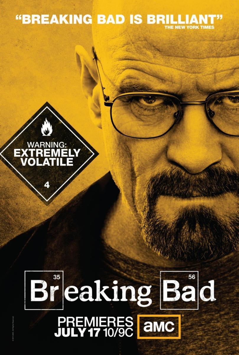 Breaking Bad Temporada 4 (2011) HD 1080p Latino – Ingles