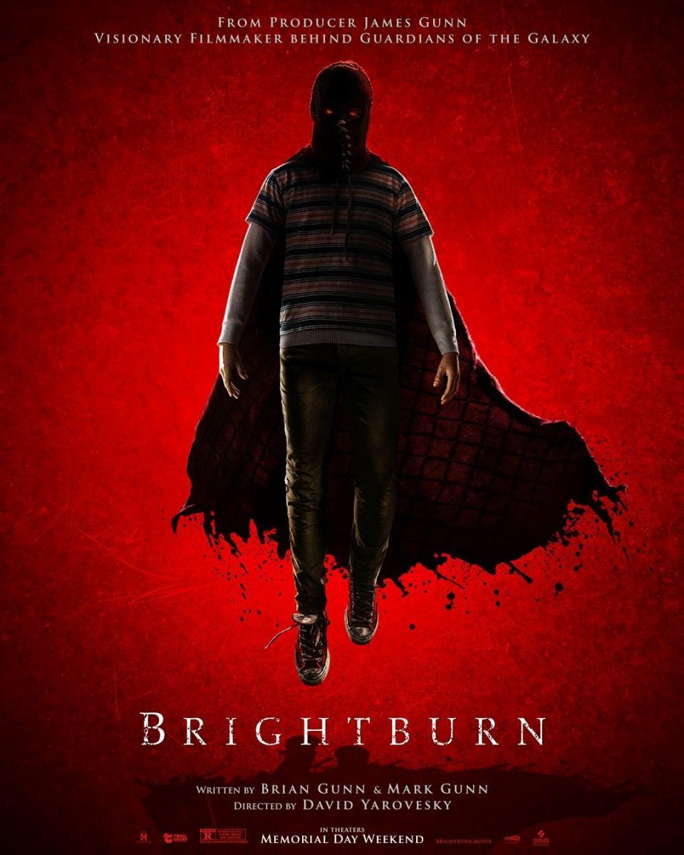 Resultado de imagen para Brightburn: Hijo de la Oscuridad (2019)