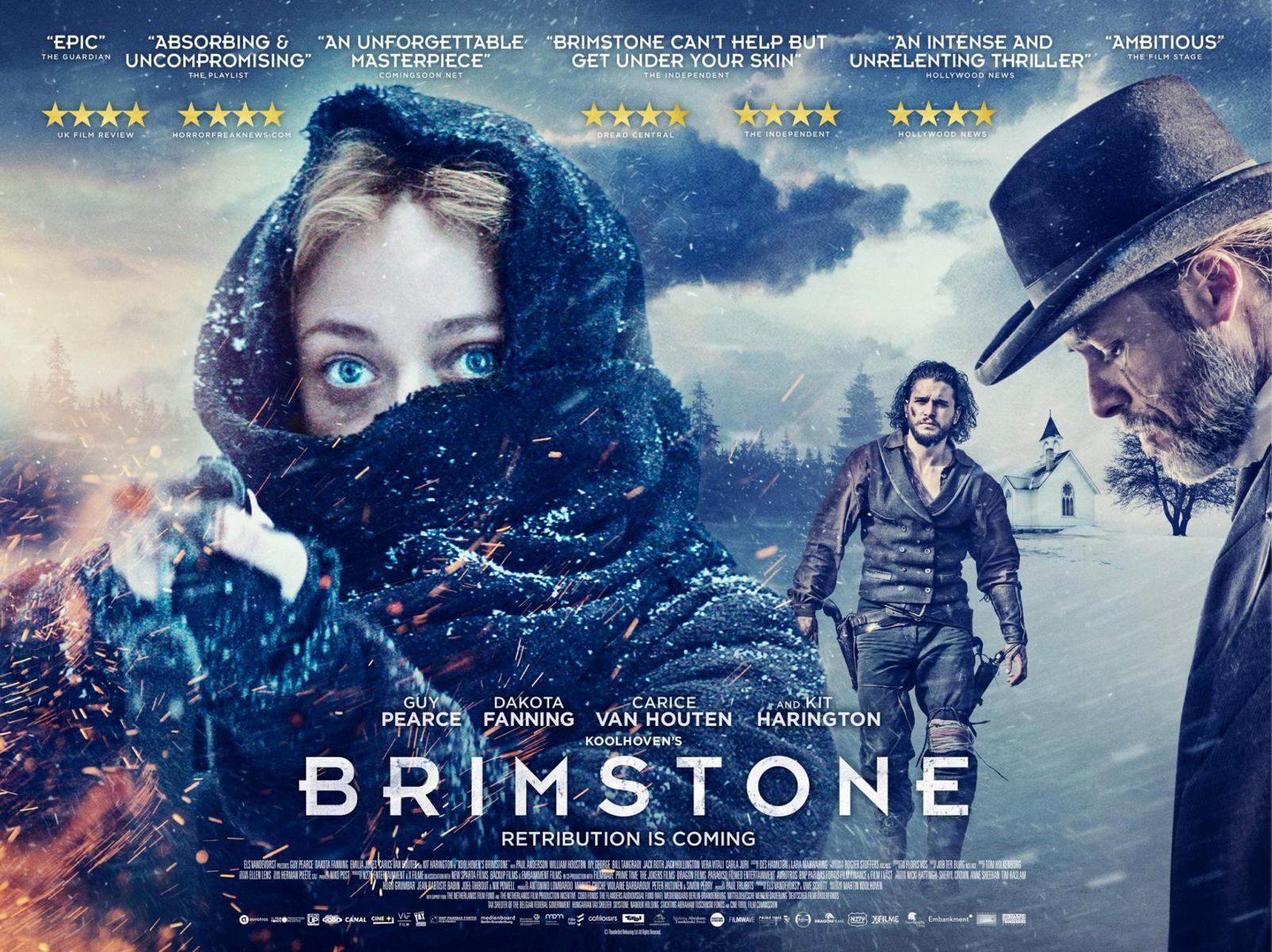 Brimstone La Hija Del Predicador 2016 Filmaffinity