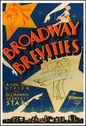 Broadway Brevities (Serie de TV)