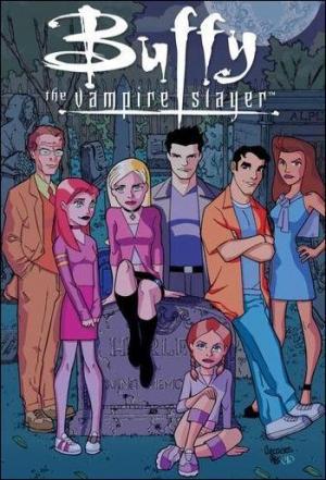 Buffy the Vampire Slayer: The Animated Series (TV)