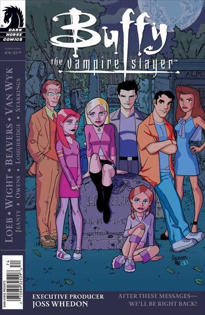 Buffy Serie
