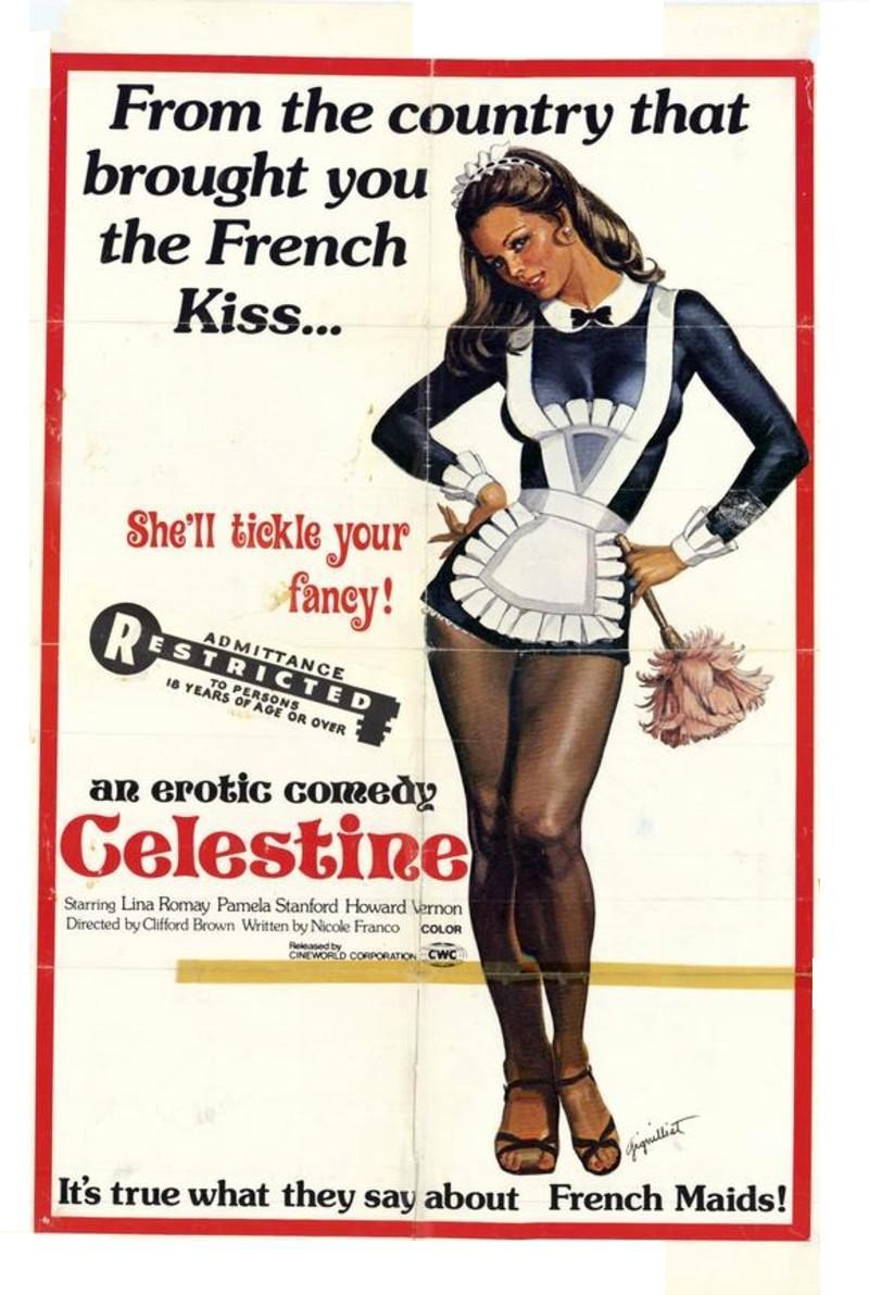 Celestine maid at your service 1974 french adult 18 movie - 5 5