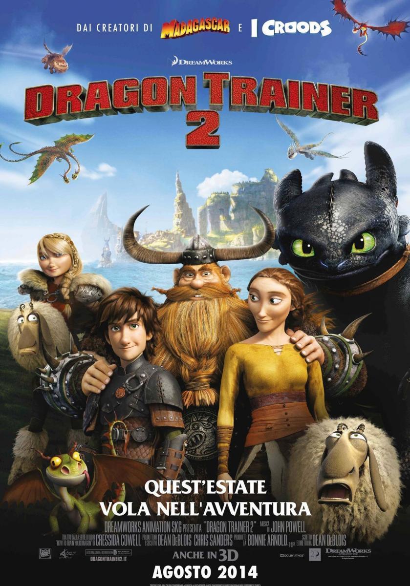Cómo Entrenar A Tu Dragón 2 2014 Filmaffinity
