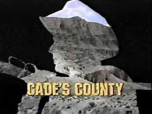 Cade's County (Serie de TV)