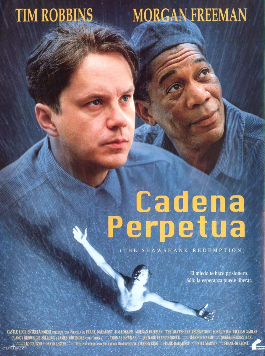 Sección visual de Cadena perpetua - FilmAffinity