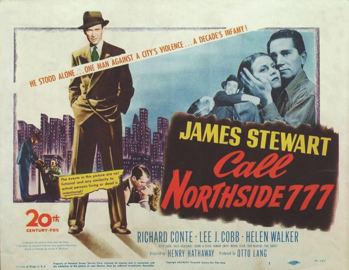 Call Northside 777 (1948) - Filmaffinity