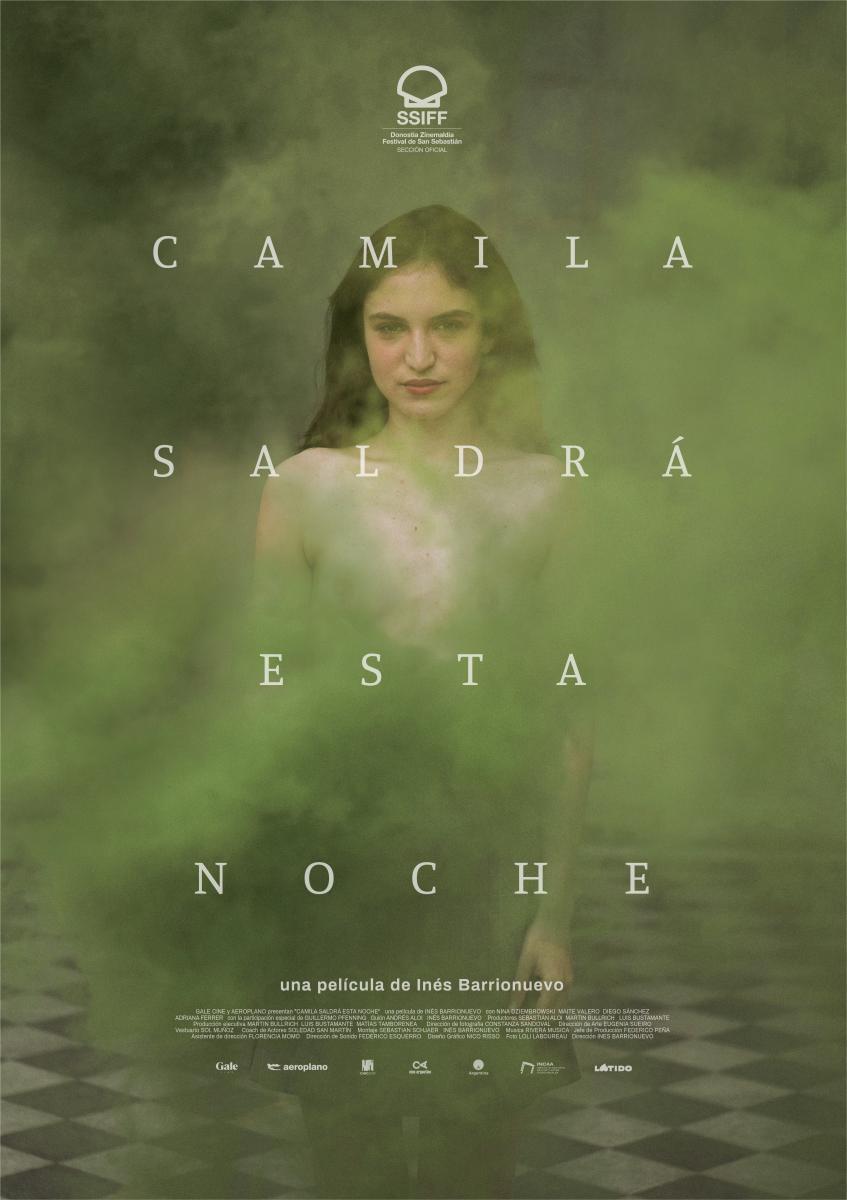 Camila saldrá esta noche (2021) - Filmaffinity