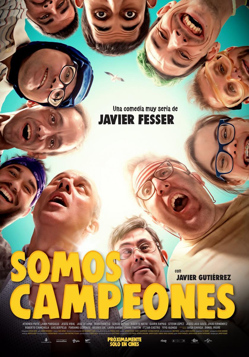 Campeones (2018) - Filmaffinity