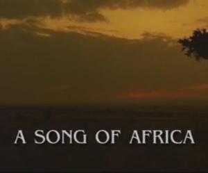 Canción de África
