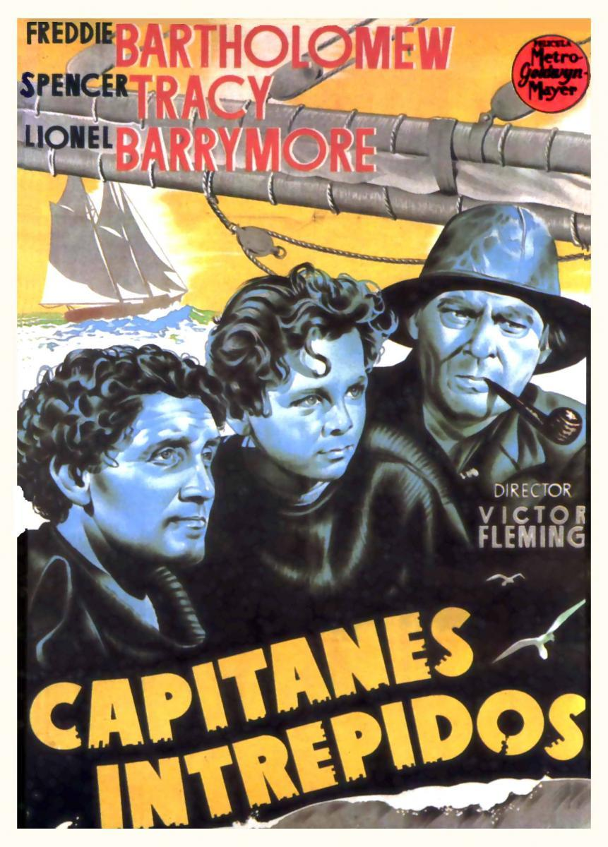Capitanes Intrepidos (Captains Courageous) (1937)