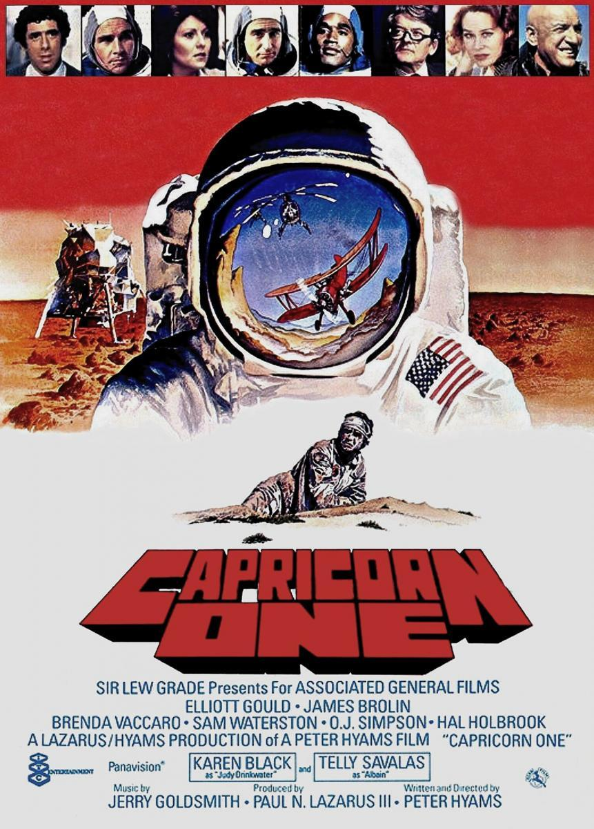 Capricorn One  - Posters