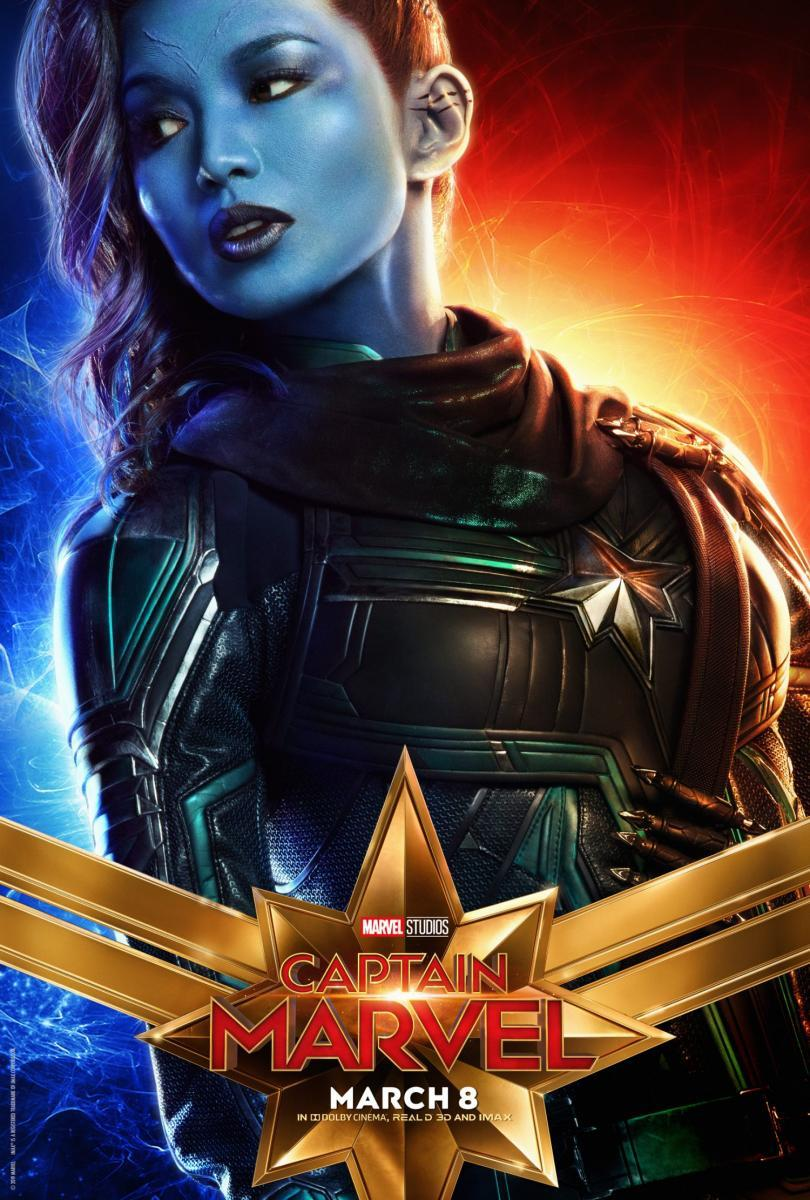 Captain Marvel 2019 Filmaffinity