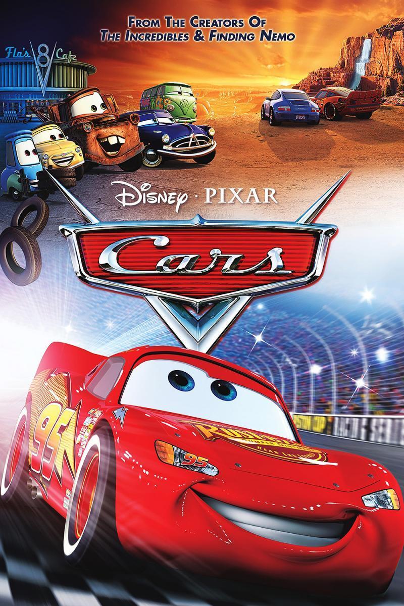 Cars 2006 Filmaffinity