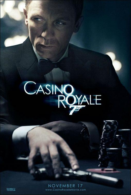 007:  Casino Royale (BRRip Latino – Ingles – Castellano 720p) 2006