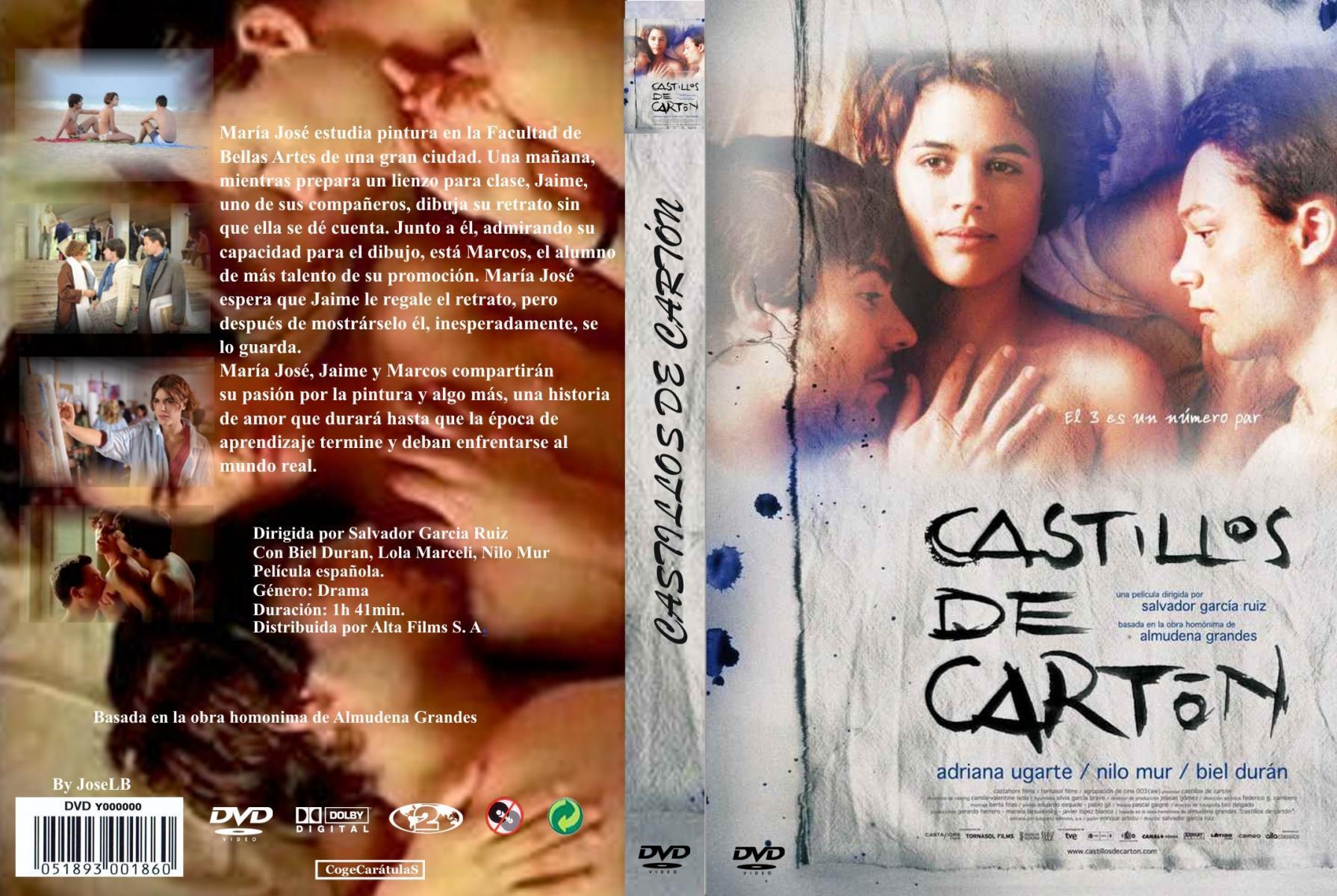 """Adriana Ugarte Castillos De Carton image gallery for """"castillos de cartón (2009)"""" - filmaffinity"""