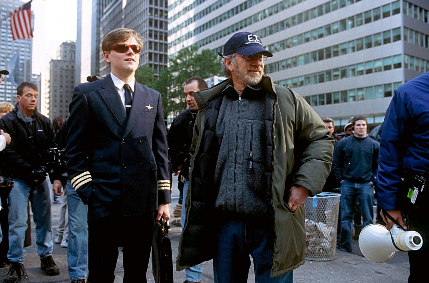 Catch Me If You Can 2002 Filmaffinity