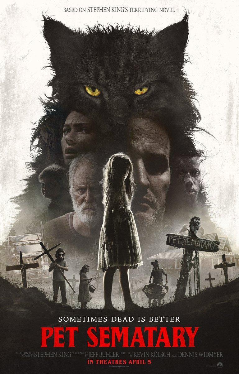 Cementerio De Animales 2019 Filmaffinity
