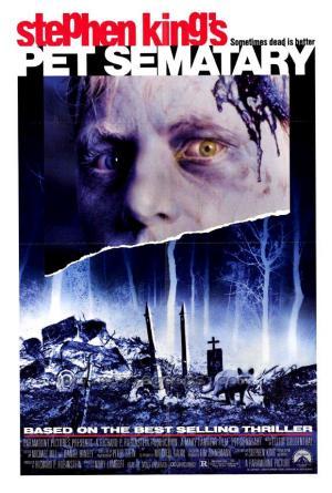 Cementerio De Mascotas 1989 Filmaffinity