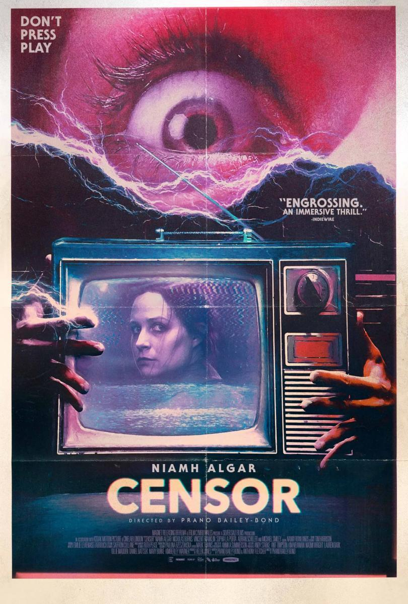 Censor (2021) - Filmaffinity