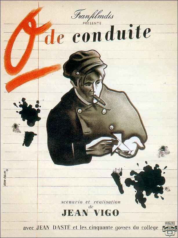 Cero en conducta (1933) - Filmaffinity