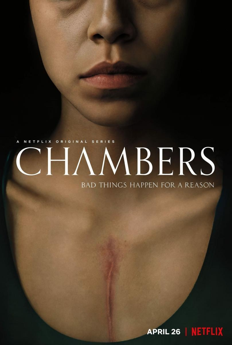 Chambers Temporada 1 (2019) HD 720p Latino – Ingles