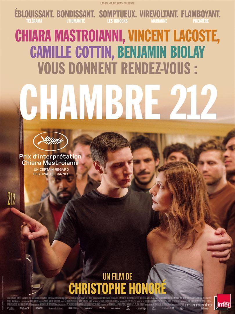 Chambre 212 (2019) - Filmaffinity