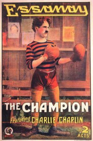 Charlot, campeón de boxeo (Charlot, boxeador)