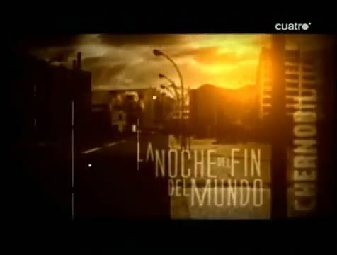 Chernóbil, la noche del fin del mundo (2008) - Filmaffinity