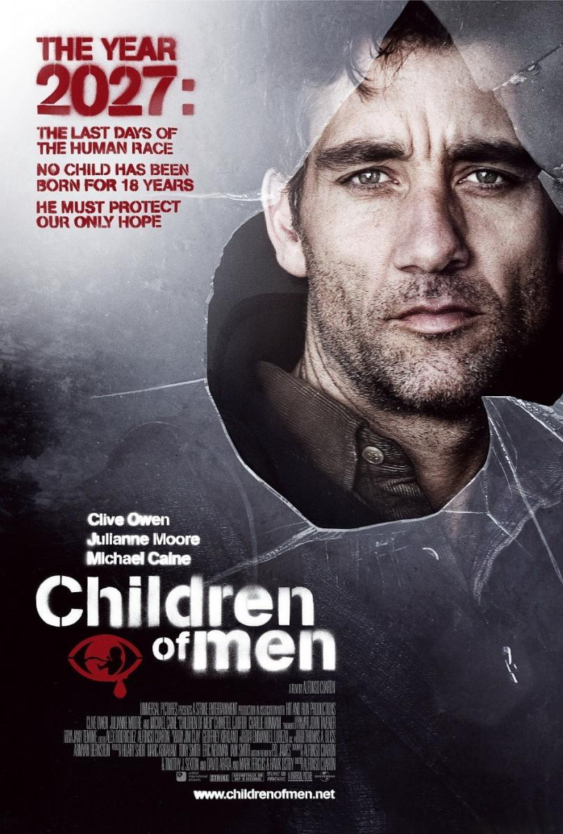 Children of Men (2006) Hindi Dubbed 300MB HDRip 480p Download