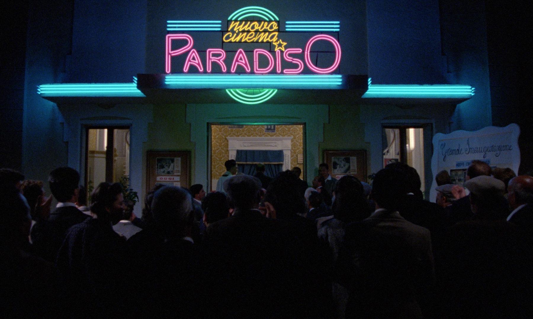 Cinema Paradiso (1988) - Filmaffinity