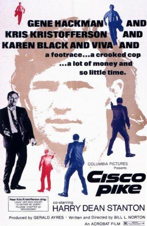 Cisco Pike: la policía y la droga