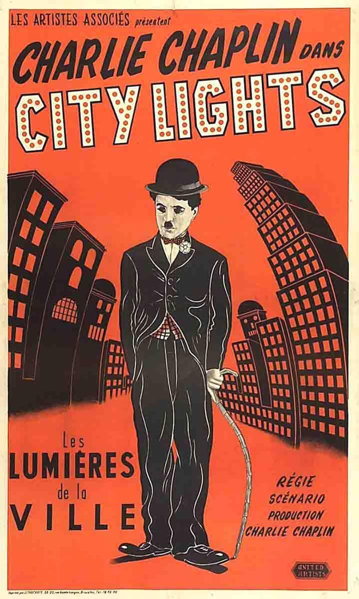 City Lights (1931) A Silent Film Review
