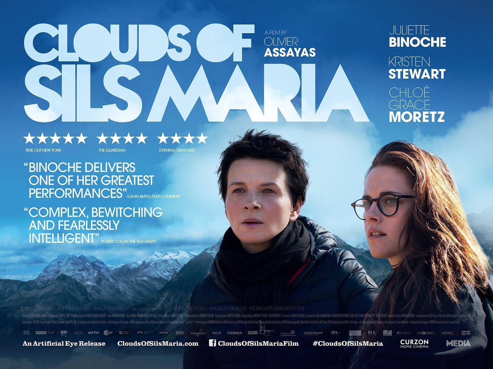 Image gallery for Clouds of Sils Maria - FilmAffinity