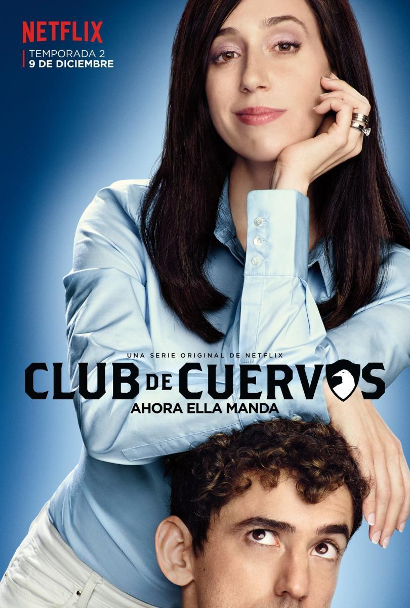 Club De Cuervos Temporada 2 (2016) HD Latino