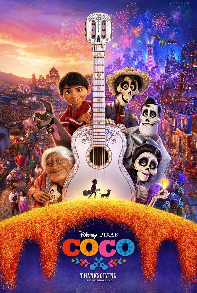 Últimas películas que has visto (las votaciones de la liga en el primer post) - Página 13 Coco-155051069-large