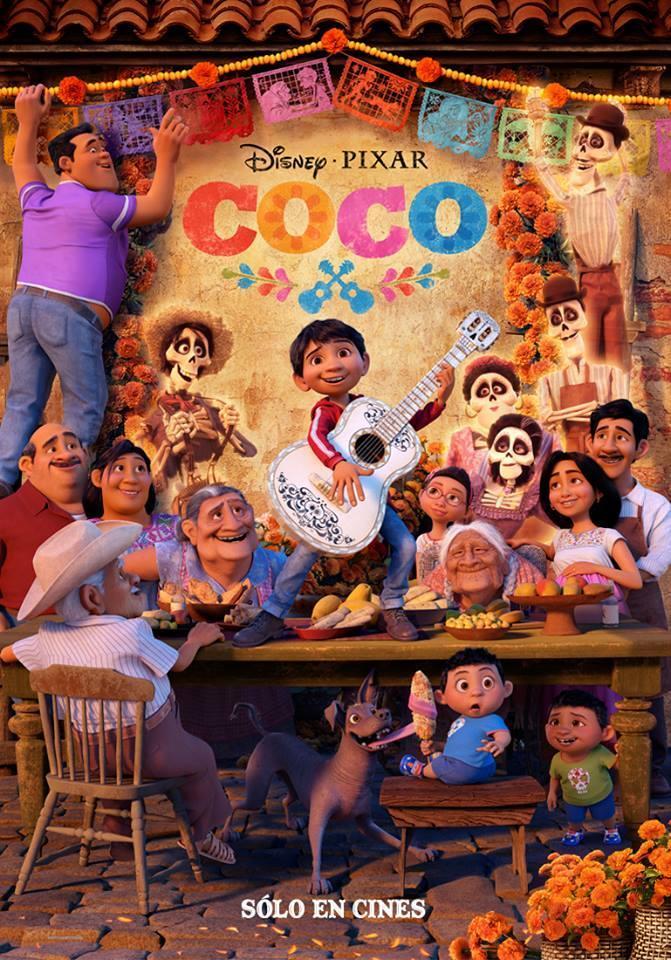 Coco (DVDRip Latino) 2017