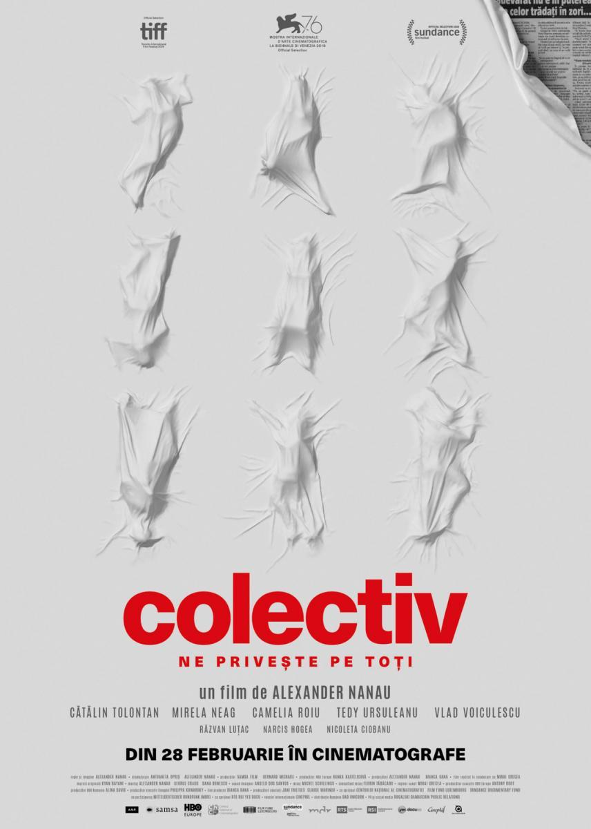 Collective (2019) - Filmaffinity