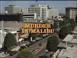 Columbo: Murder in Malibu (TV)