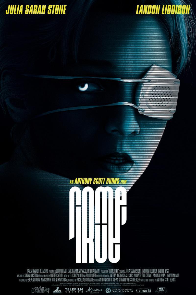 Últimas películas que has visto (las votaciones de la liga en el primer post) - Página 19 Come_True-521513611-large
