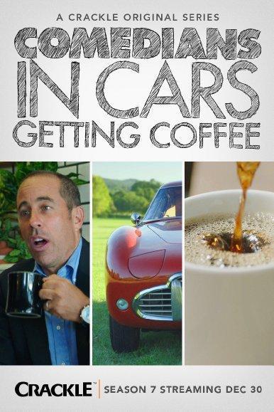 comedians in cars getting coffee serie de tv 2012 filmaffinity. Black Bedroom Furniture Sets. Home Design Ideas