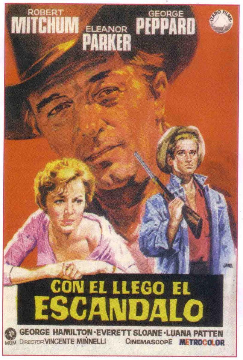 Con él Llegó El Escándalo 1960 Filmaffinity